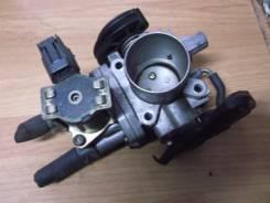 Заслонка дроссельная. Mitsubishi Pajero Mini, H58A Двигатели: 4A30T, 4A30, 4A30 4A30T