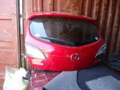 Дверь боковая. Mazda Axela, BK5P Двигатель ZYVE