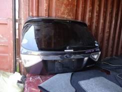 Дверь багажника. Subaru Impreza, GH2 Двигатель EL15