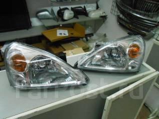Фара. Suzuki Liana, RD31S, ERA31S, RC31S, ERB31S Suzuki Aerio Двигатель M16A