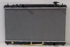 Радиатор охлаждения двигателя. Toyota Camry, ACV40, ACV45, ACV41 Двигатель 2AZFE