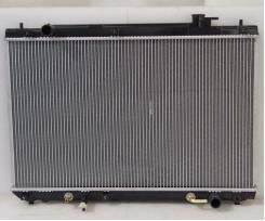 Радиатор охлаждения двигателя. Toyota Highlander, MCU20, ACU20, MCU23, MCU21, MCU28, MCU25, MCU26, ACU25L, MCU25L, MCU23L, MCU28L, ACU20L, MHU28, MHU2...