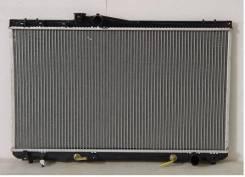 Радиатор охлаждения двигателя. Toyota Cresta, JZX91, JZX90, SX90, JZX93, LX90, GX90 Toyota Mark II, GX90, LX90, JZX90, JZX91, JZX93, LX90Y, JZX91E, JZ...