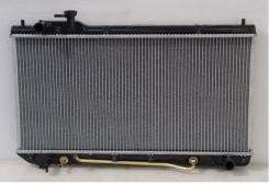 Радиатор охлаждения двигателя. Toyota RAV4, SXA10, SXA10C, SXA10G, SXA10W, SXA11, SXA11G, SXA15, SXA15G, SXA16, SXA16G Двигатели: 3SFE, 3SGE