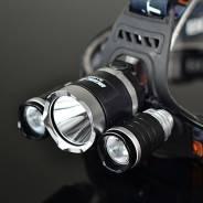 Налобный фонарь 6000 lum