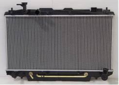 Радиатор охлаждения двигателя. Toyota RAV4, ZCA25, ACA28, ACA26, ZCA26, ZCA25W, ACA21W, ZCA26W, ACA20, ACA23, ACA21, ACA22 Двигатели: 1AZFSE, 1AZFE