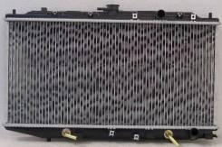 Радиатор охлаждения двигателя. Honda CR-X, EF7, EF6