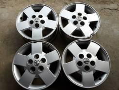Nissan. 5.5x15, 5x114.30, ET45, ЦО 67,0мм.