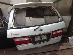 Дверь багажника. Nissan Presage, HU30, U30, NU30