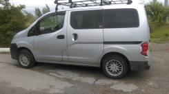 Nissan NV200. С водителем