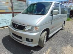 Обвес кузова аэродинамический. Mazda Bongo Friendee, SGEW Двигатель FEE