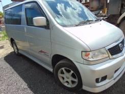 Капот. Mazda Bongo Friendee, SGEW Двигатель FEE