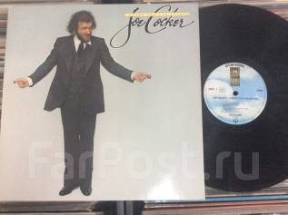Джо Кокер / Joe Cocker - Luxury You Can Afford - DE LP 1978