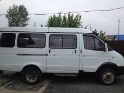 ГАЗ 322132. ГАЗ-322132, 2 400 куб. см., 13 мест