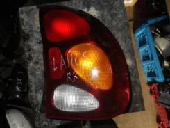 Фонарь правый Chevrolet Lanos/Сhance