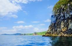 Прогулка на остров на катере для большой компании!