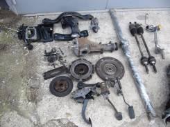 Механическая коробка переключения передач. Subaru Impreza, GFA, GC8, GF8 Subaru Forester, SF5, SG5, SF9, SG9, SG, GC8, GF8, GFA Двигатели: EJ25, EJ20K...