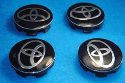 "Колпачки Toyota ! DIA 56 mm. В наличии!. Диаметр 16"", 1 шт."