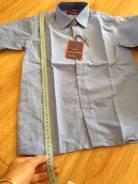 Рубашки школьные. Рост: 104-110, 110-116, 116-122, 122-128, 128-134, 134-140, 140-146 см