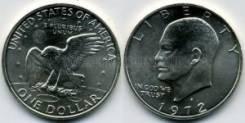 Продам 1$ США 1972 г.