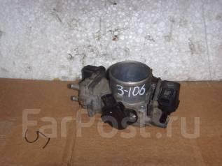 Заслонка дроссельная. Honda Civic, EU1 Двигатель D15B