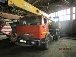 Галичанин КС-55713-1. Автокран , 10 850 куб. см., 25 000 кг., 22 м.