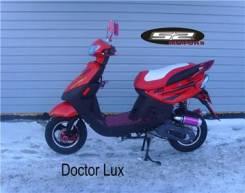 Скутер S2 Doctor Lux, 2015. 49 куб. см., исправен, без птс, без пробега