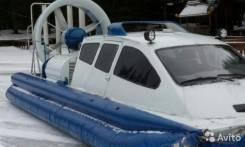 Продается катер на воздушной подушке МАРС 700. Год: 2007 год, двигатель стационарный, дизель
