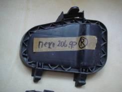 Пыльник фары. Peugeot 206