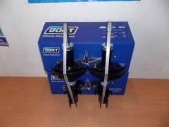 Амортизатор. Nissan Note, E11E Двигатели: HR16DE, K9K, CR14DE