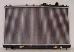 Радиатор охлаждения двигателя. Mitsubishi Diamante, F34A, F46A, F36A, F47A, F31AK, F31A, F41A