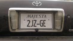 Вставка багажника. Toyota Crown Majesta, UZS151, UZS157, JZS155, UZS155 Двигатели: 1UZFE, 2JZGE. Под заказ