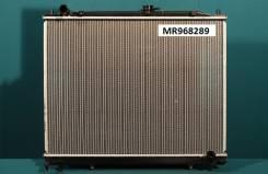 Радиатор охлаждения двигателя. Mitsubishi Pajero, V63W, V73W, V65W, V75W, V78W, V77W, V68W Mitsubishi Montero