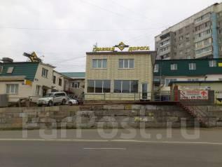 Офисные помещения. 63 кв.м., улица Адмирала Юмашева 35, р-н Баляева. Дом снаружи