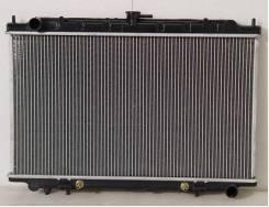 Радиатор охлаждения двигателя. Infiniti I30 Nissan Maxima, A32 Nissan Cefiro, A32 Двигатели: VQ30DE, VQ20DE