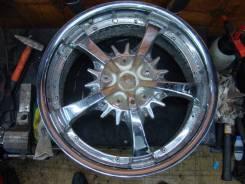 Diablo Wheels. 7.5x7.5, 5x112.00, ET38, ЦО 67,0мм.