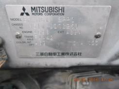 Автоматическая коробка переключения передач. Mitsubishi RVR, N61W Двигатель 4G93