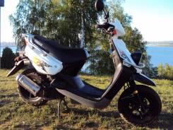 Yamaha BWS 100. 110 куб. см., исправен, птс, с пробегом
