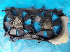 Вентилятор радиатора кондиционера. Subaru Forester, SG5 Двигатель EJ20