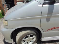 Крыло. Mazda Bongo Friendee, SGEW Двигатель FEE