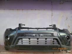 Бампер. Nissan X-Trail, T31 Двигатели: MR20DE, QR25DE, M9R127, M9R110