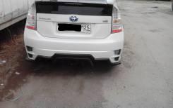 Бампер. Toyota Prius, ZVW30 Двигатель 2ZRFXE