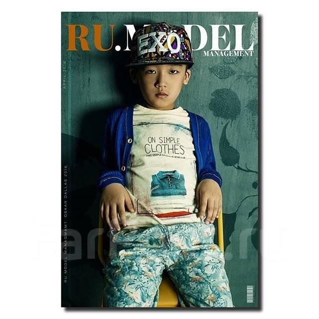 Детские фотосессии, видеосъемки от модельного агентства RU. Model