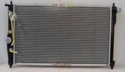 Радиатор охлаждения двигателя. Chevrolet Lanos, T100