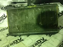 Радиатор охлаждения двигателя. Nissan: AD, Wingroad, Presea, NX-Coupe, Pulsar, Sunny California, Sunny Двигатель GA15DS