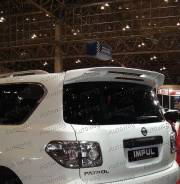 Спойлер. Infiniti QX56 Nissan Patrol, Y62. Под заказ