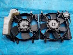 Вентилятор радиатора кондиционера. Subaru