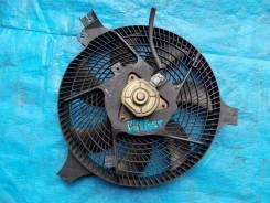 Вентилятор охлаждения радиатора. Nissan Stagea, HM35