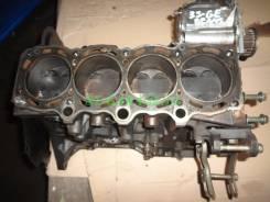 Блок цилиндров. Toyota Celica, ST202, ST202C Двигатель 3SGE