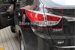 Накладка на стоп-сигнал. Hyundai ix35